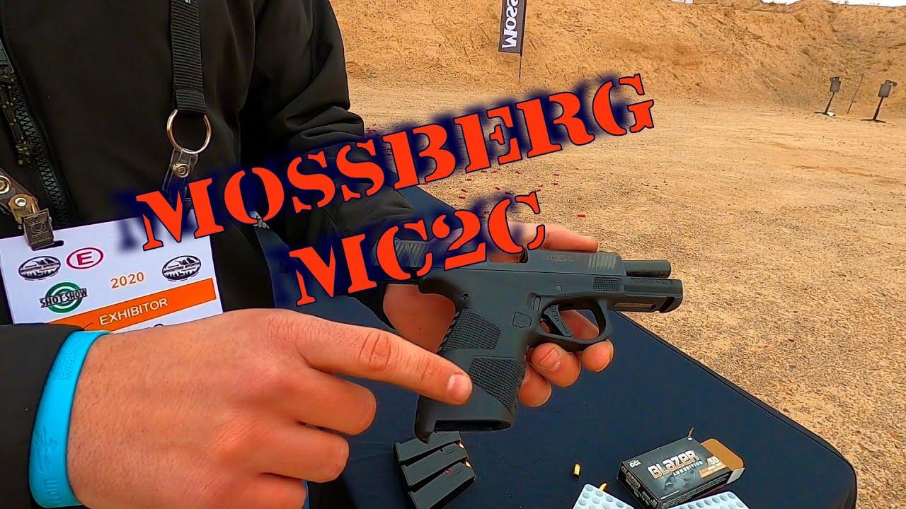 SHOT Show 2020 Mossberg MC2c: Go Big or Go Home!
