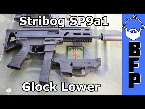 Stribog SP9a1 Glock Lower