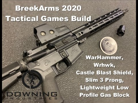 2020 Breek Arms Build