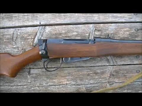 The Rare Lee Enfield E.A.L. Rifle