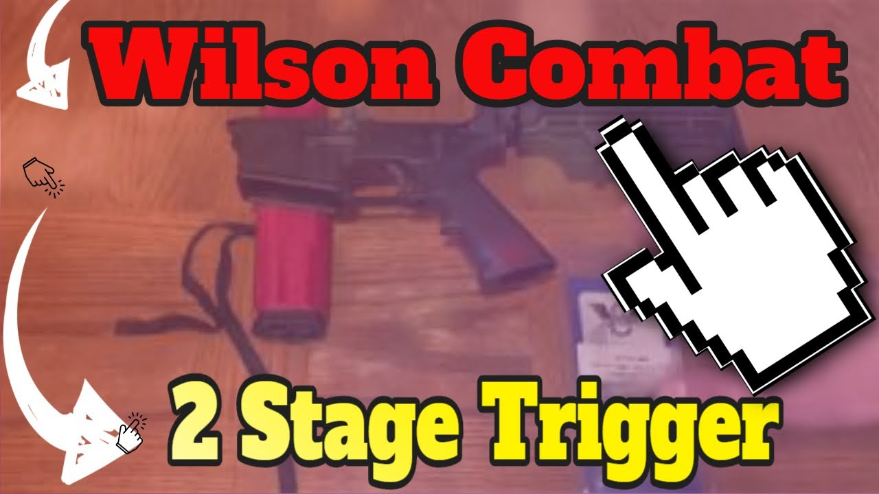 Wilson Combat 2 stage Trigger Review!!