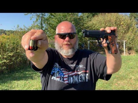 Acme 115gr bullets in my Beretta 92fs