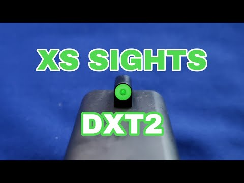 XS Sights: DXT2