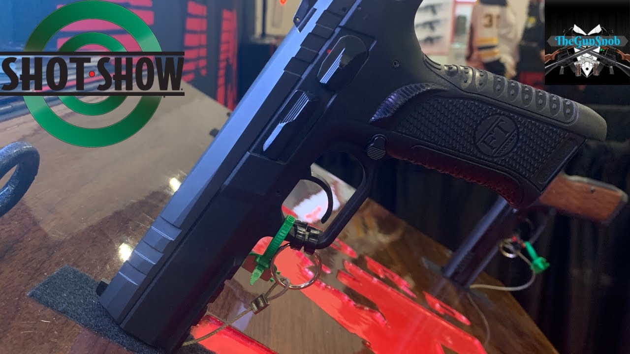New Guns From EAA For SHOT Show 2020