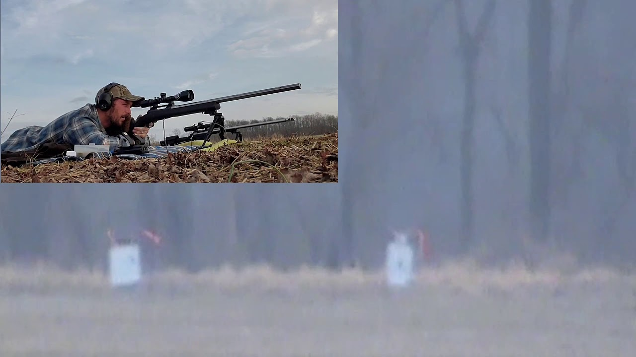 6mm Creedmoor 1050 Yards vs Shaving Cream