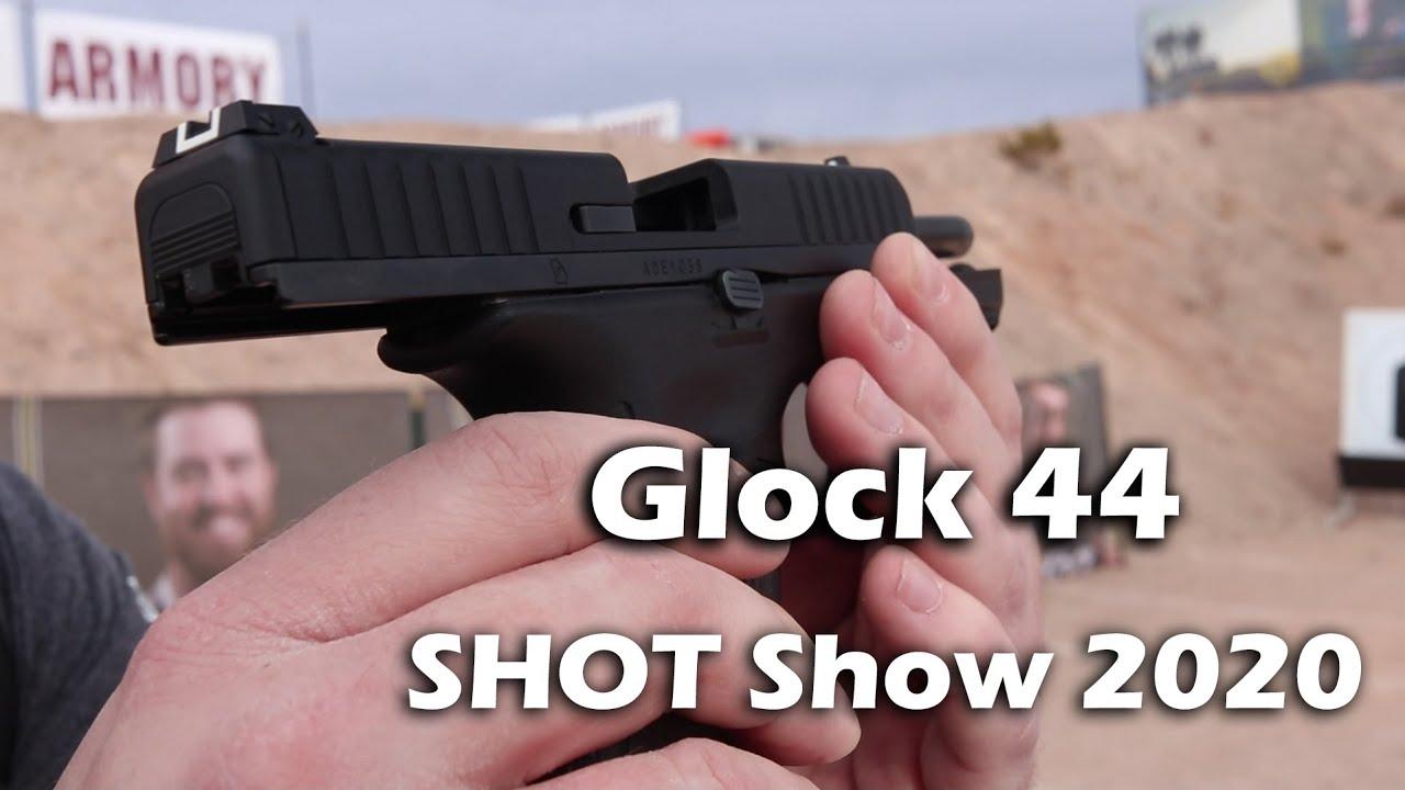 Glock 44 - SHOT Show 2020