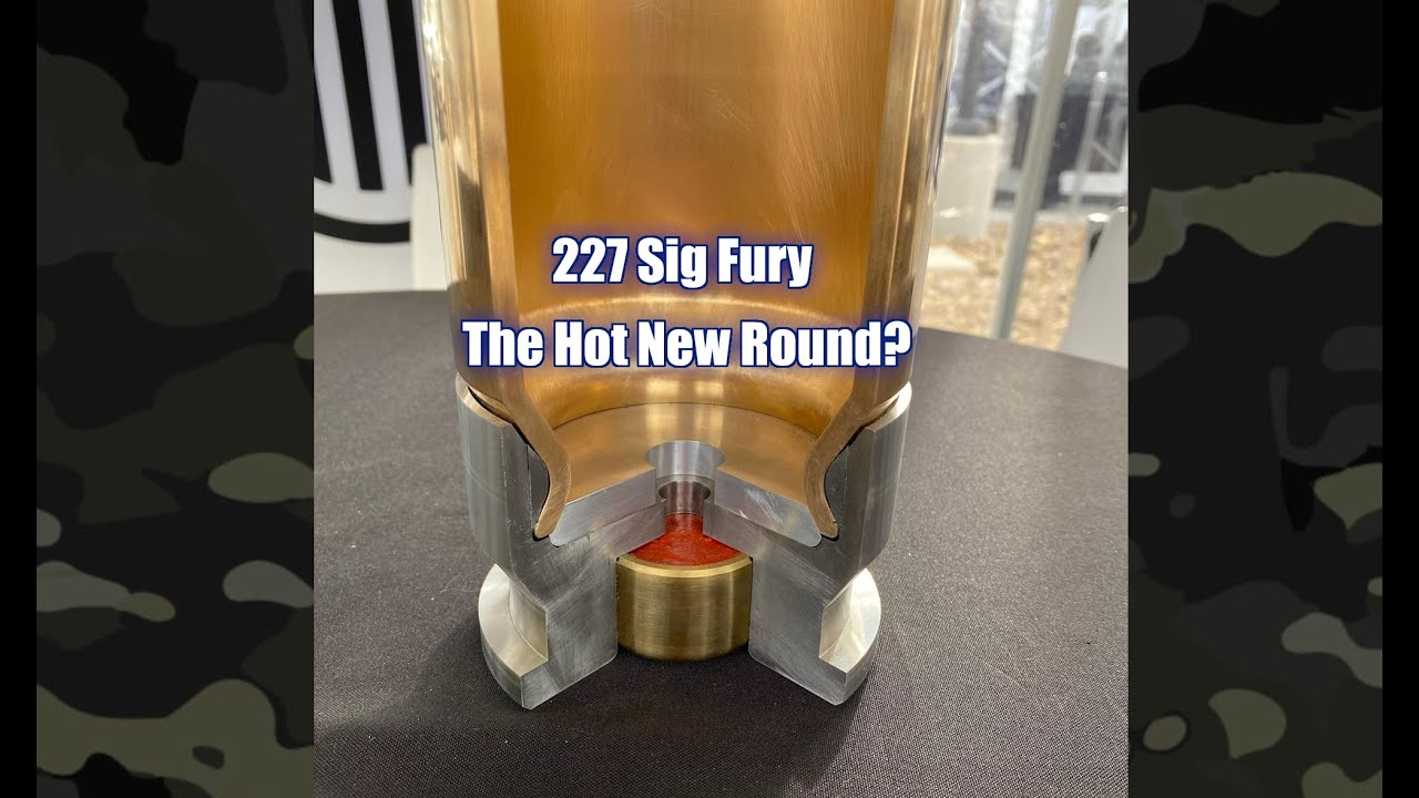 277 Sig Fury - The Hot New Round?