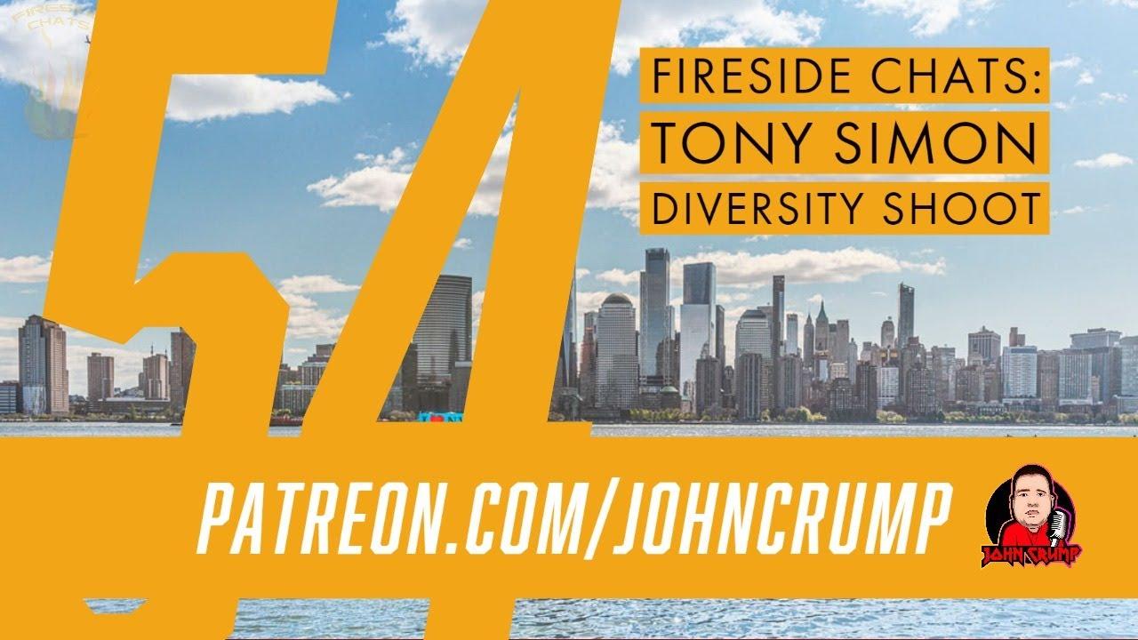 Fireside Chats 54: Tony Simon