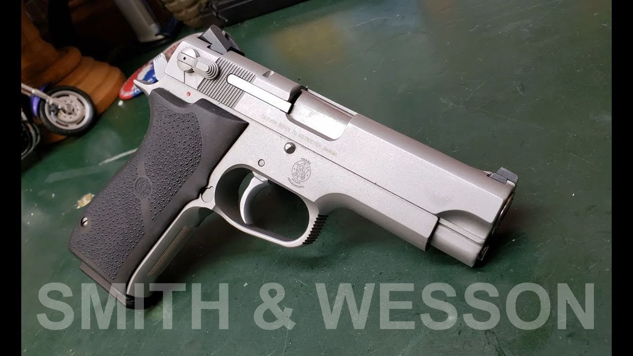 Smith & Wesson 1066 10mm