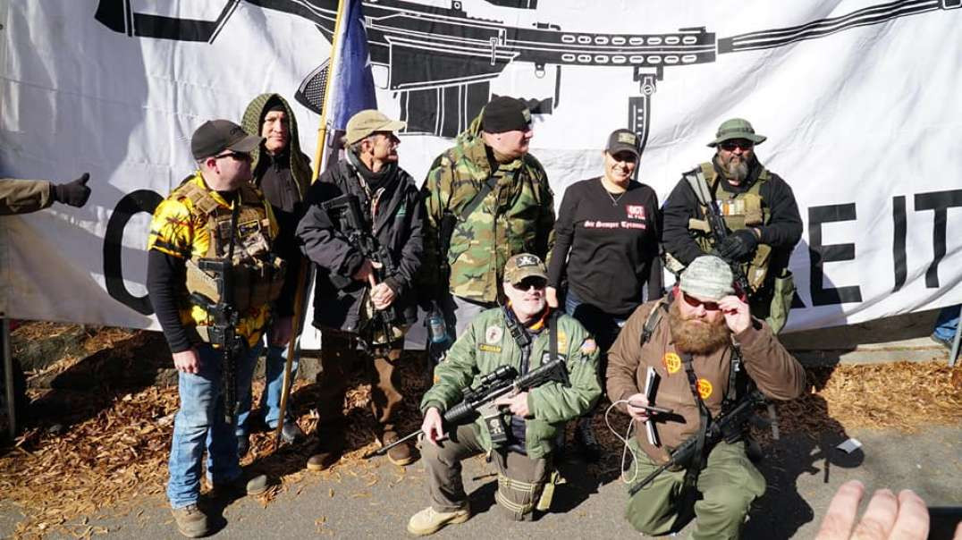 We will stop the violent overthrow of the Second Amendment by the Virginia Legislature. US and Texas history revisited.