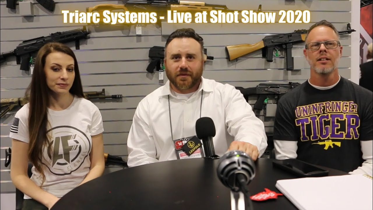 Triarc Systems - Live at Shot Show 2020