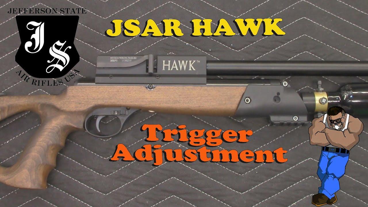 Tutorial: JSAR HAWK Trigger Adjustment