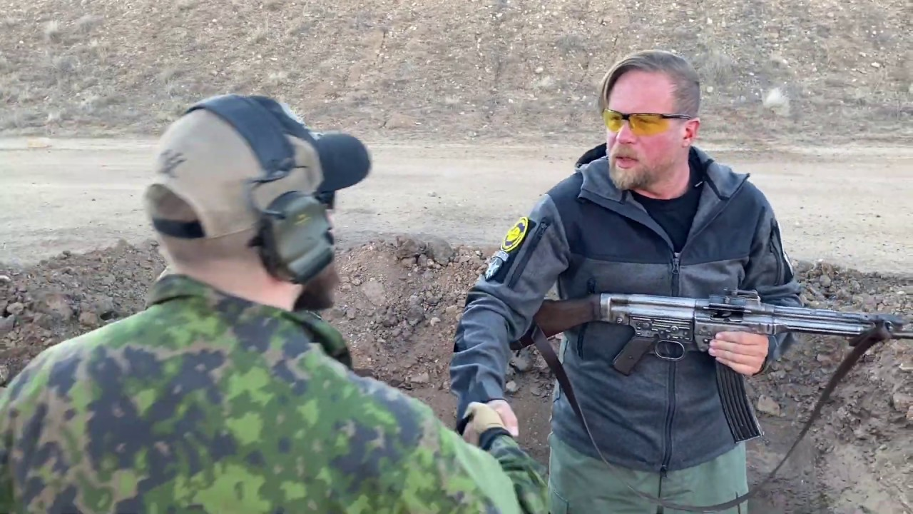 Finland adopts new strategic small arms.