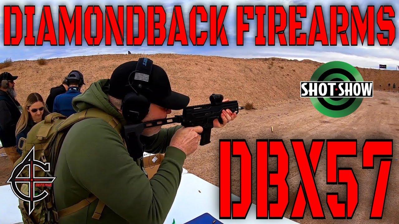 Diamondback DBX57 SHOT Show 2020