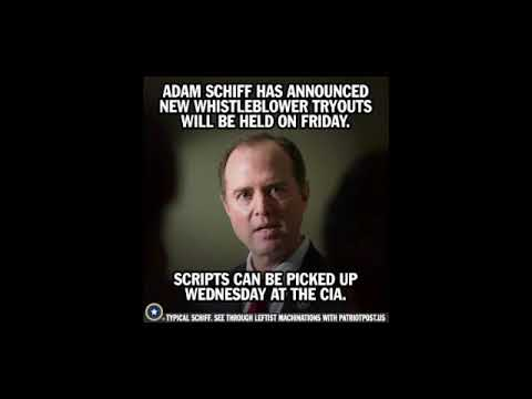 The Schiff sham is done!