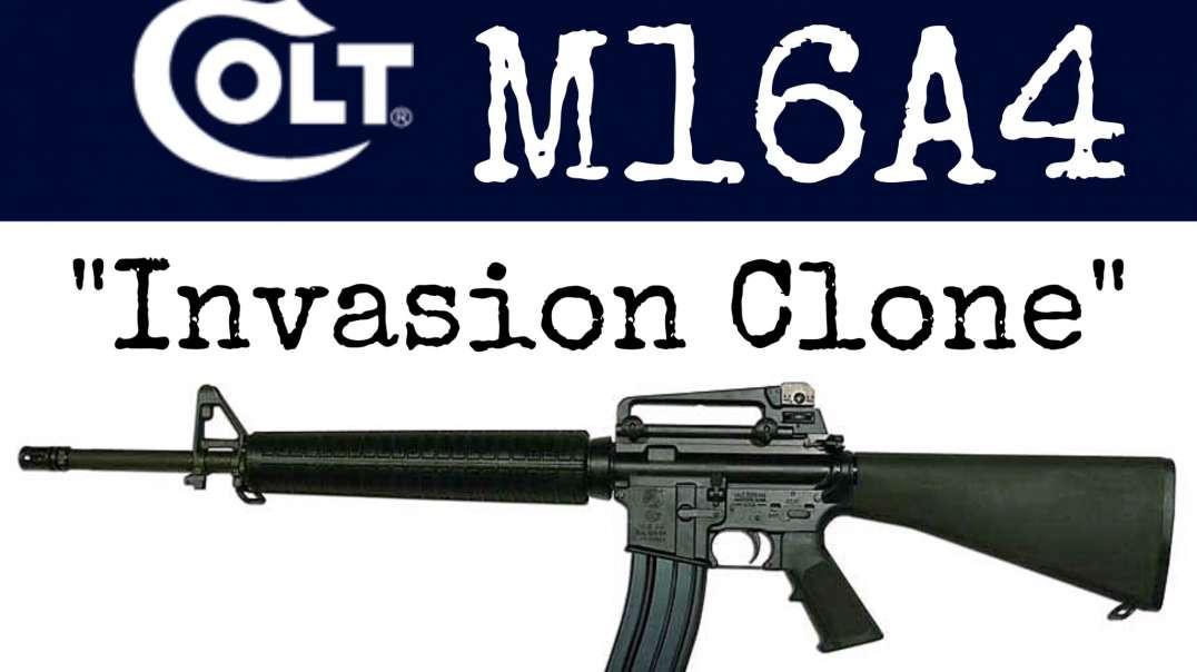 """Colt AR-15A4 M16A4 """"Invasion"""" clone"""