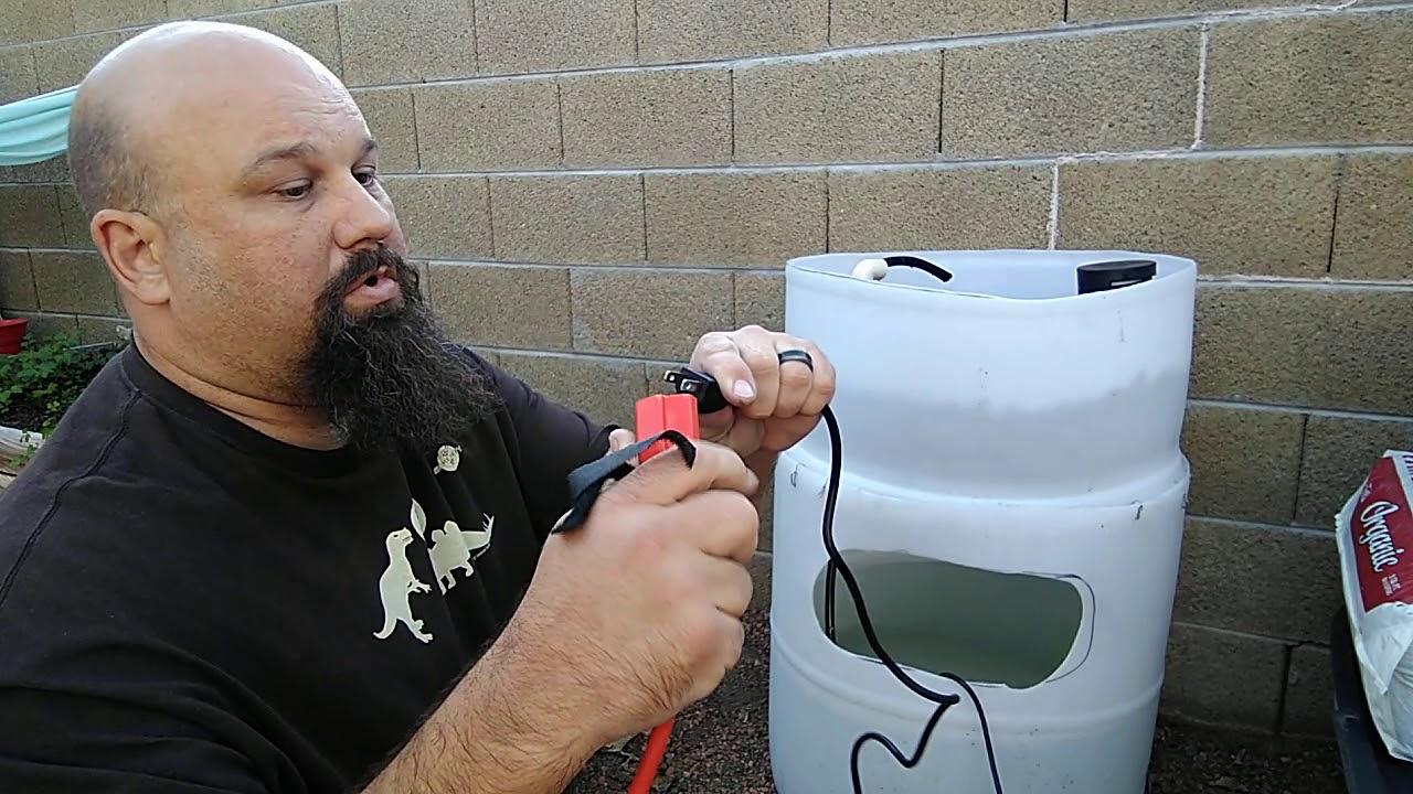 I plug in the pump +++ Demonetized (duh) +++