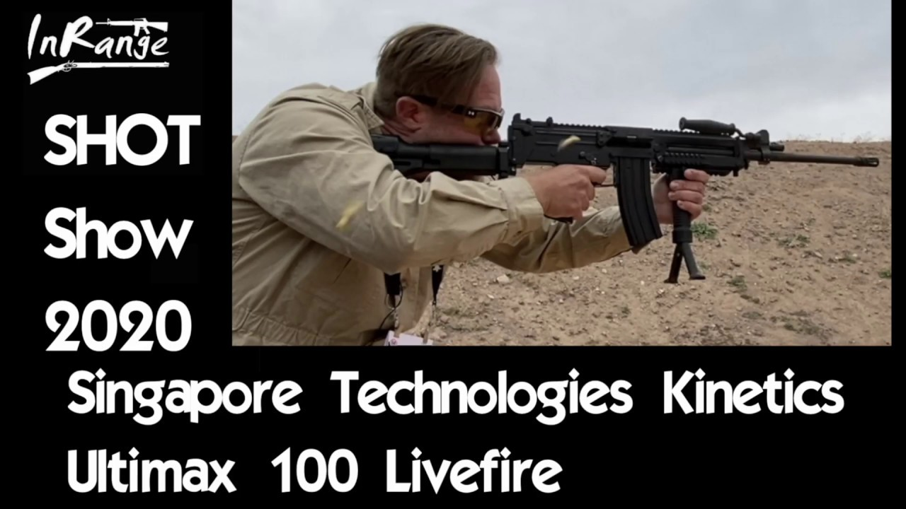 Ultimax100 - Livefire