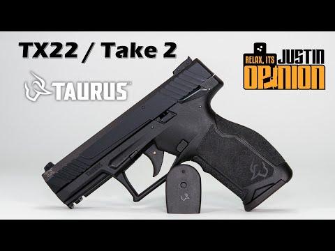 Taurus TX22 - Take 2