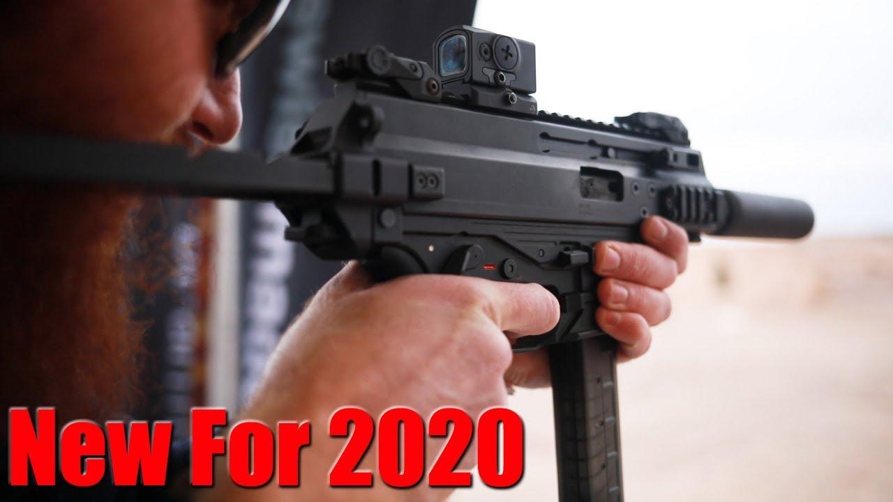 New B&T APC10 APC9 & APC 308: Shot Show 2020 Range Day