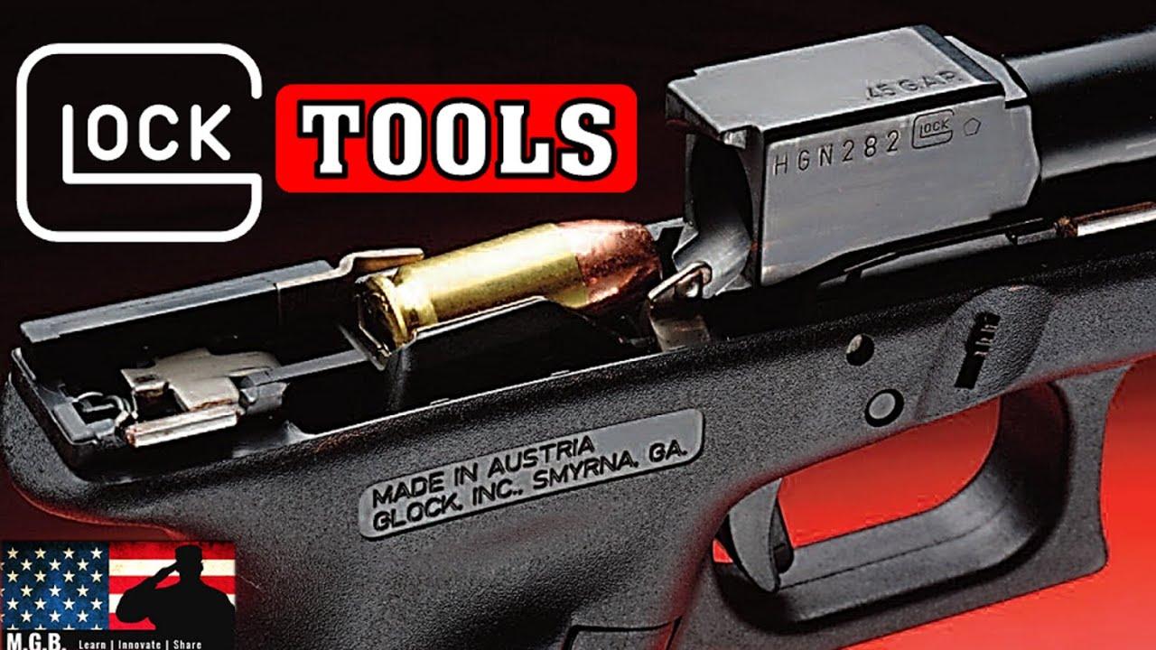 Glock Armorer Tool Guide