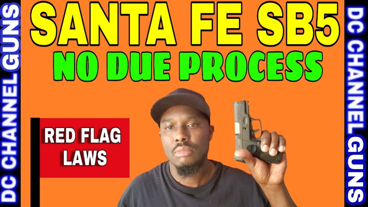 Red Flag Laws No Due Process Santa Fe New Mexico 2A Rally | GUNS