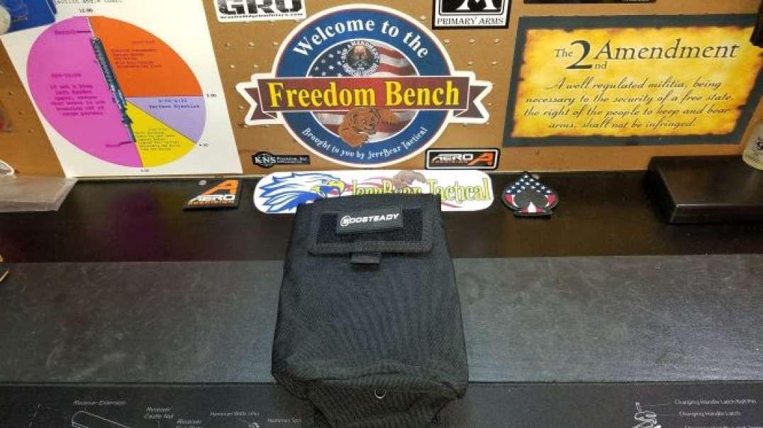 BOOSTEADY Tactical Compact Magazine Dump Drop Pouch Bag ! GS.mp4