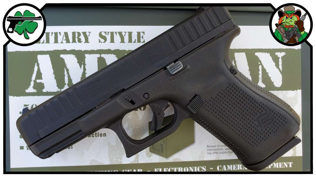 Glock G44 PERFECTION 1,000 Round Test, Review & INFORMATION