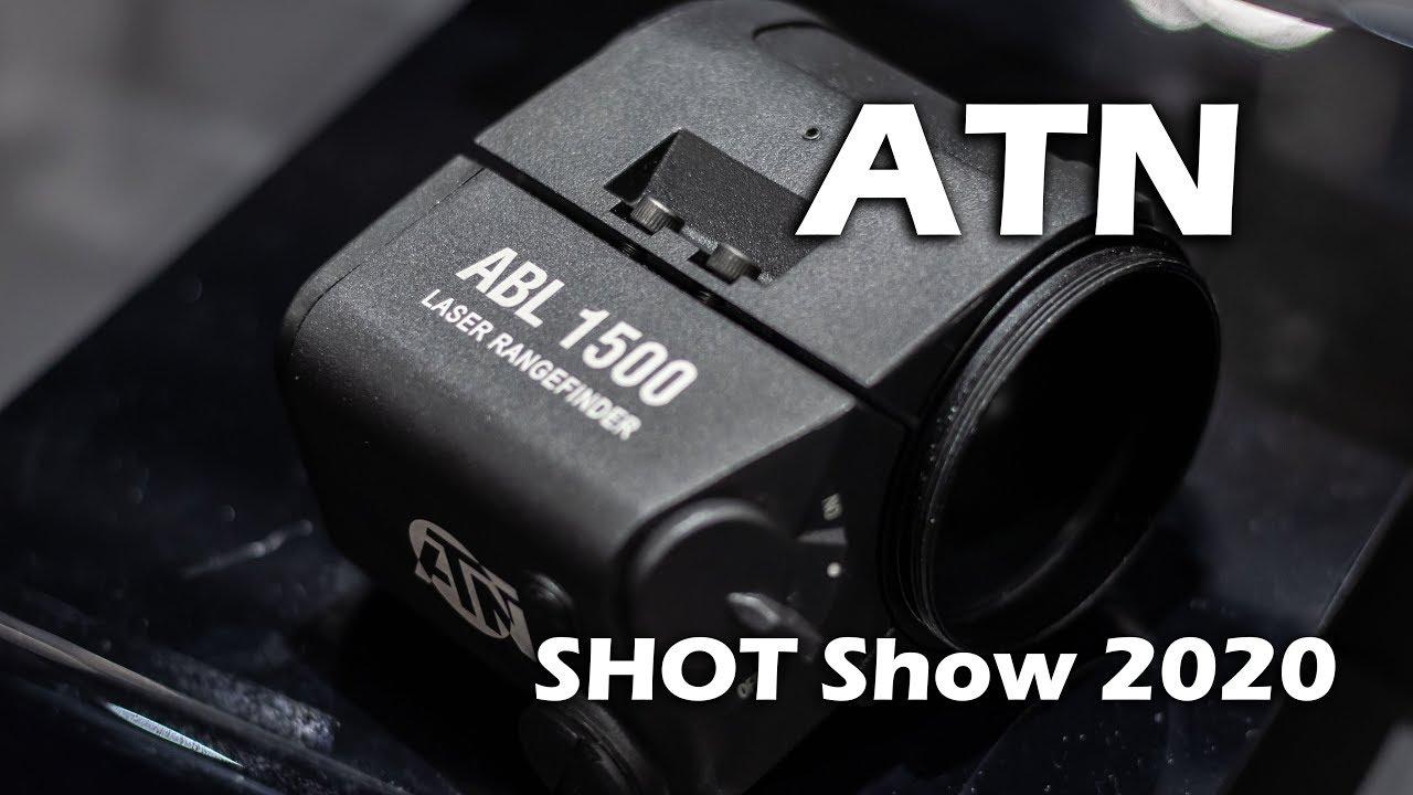 Night Vision/Thermal Scopes: ATN - SHOT Show 2020