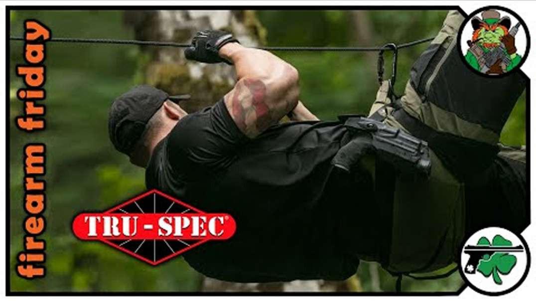 Tru-Spec Talk Tactical Apparel On Firearm Friday