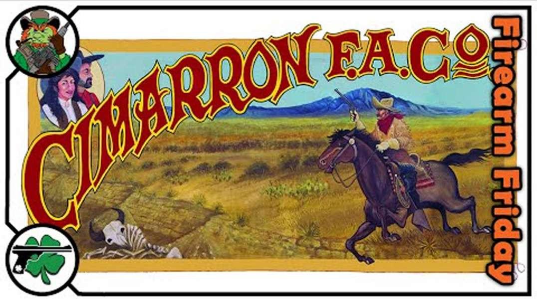 Cimarron Firearms Talks Cowboy Guns On Firearm Friday