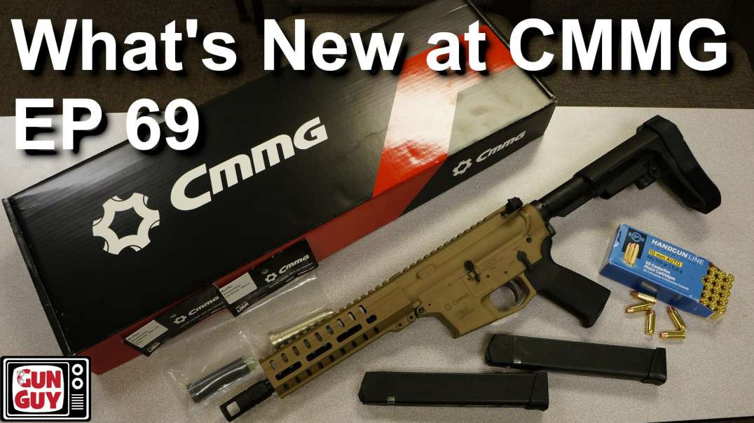 WHAT'S NEW AT CMMG? – INTERVIEW FROM SHOT SHOW – EP 69
