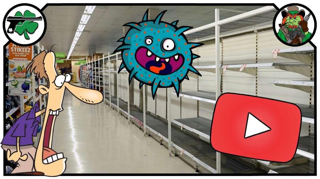 COVID-19 Panic & YouTube Creator APOCALYPSE
