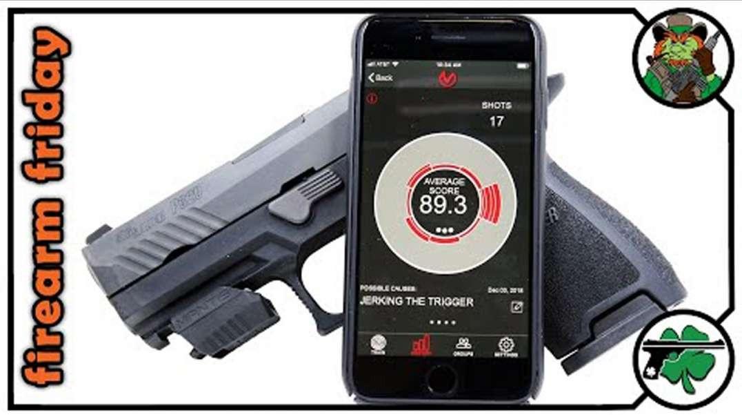 Mantis Talks About Next Level Training Tech On Firearm Friday