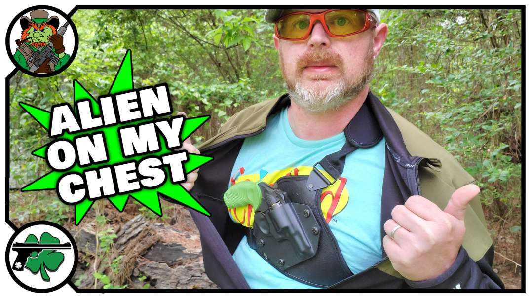The BEST Holster For Hunting, Hiking & Fishing