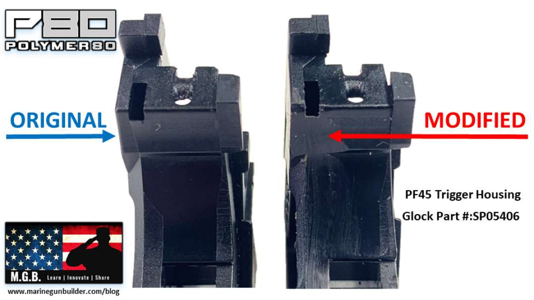 Polymer 80 PF45 Trigger Housing Fix.mp4