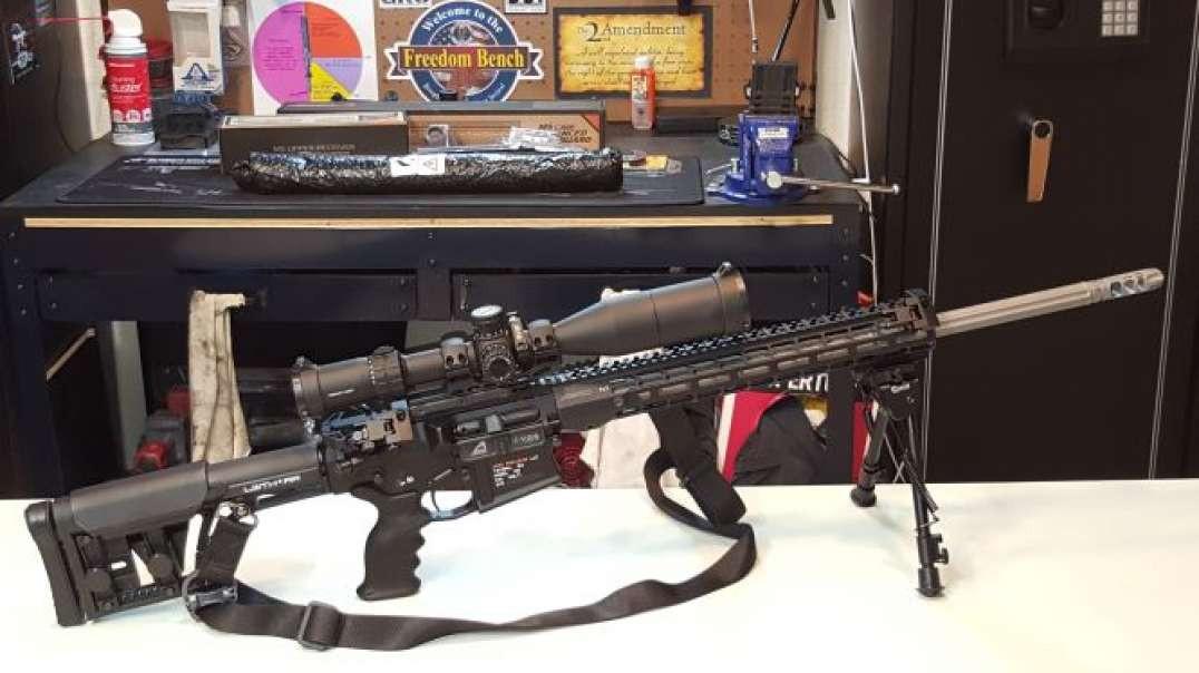 Aero Precision 6.5 Creedmoor Rifle Build ... It's Finished !!! GS