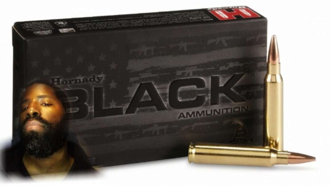 Hornady Black 223 75Gr Ammunition