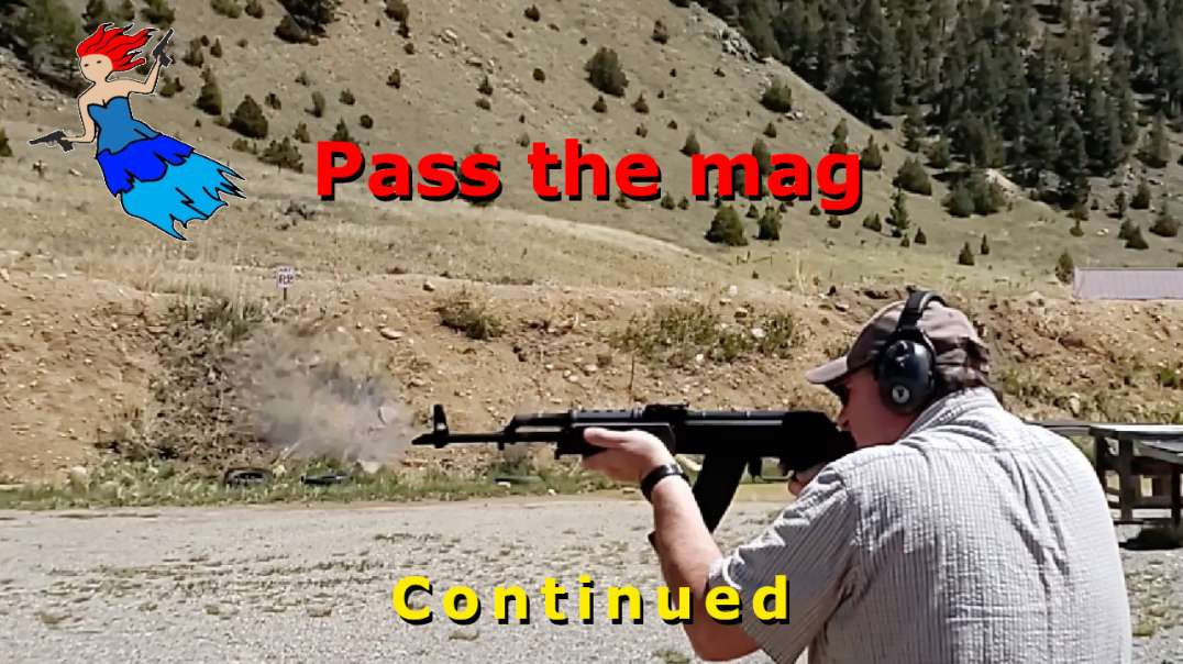 Pass The Mag The Continuation - Who's Next? #PassTheMag