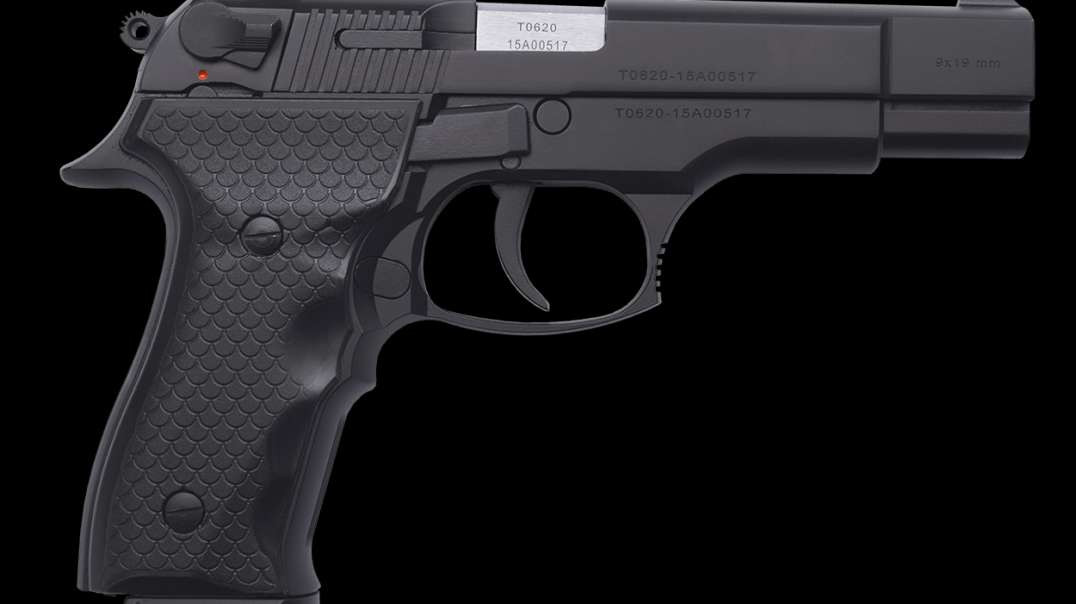 9mm TISAS Zigana M16 pistol