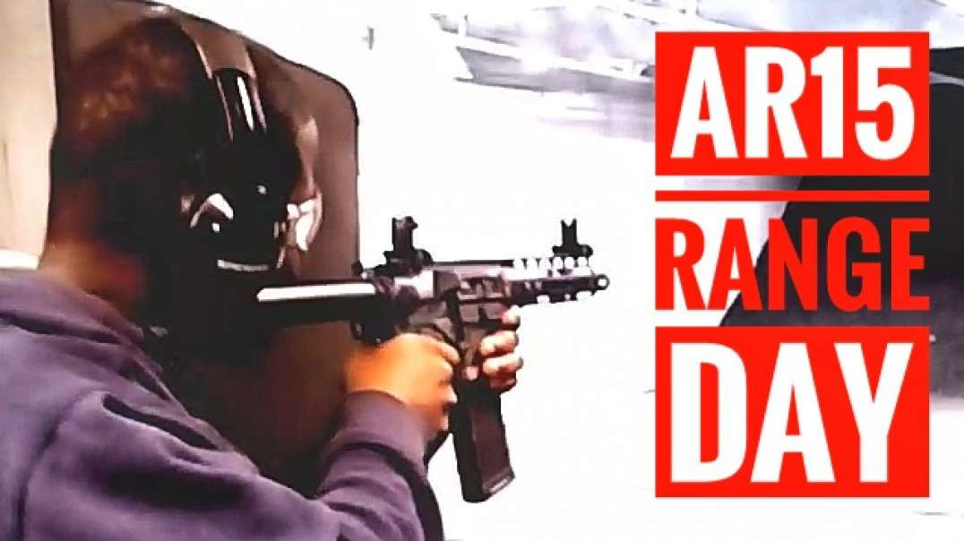 Range Day AR15