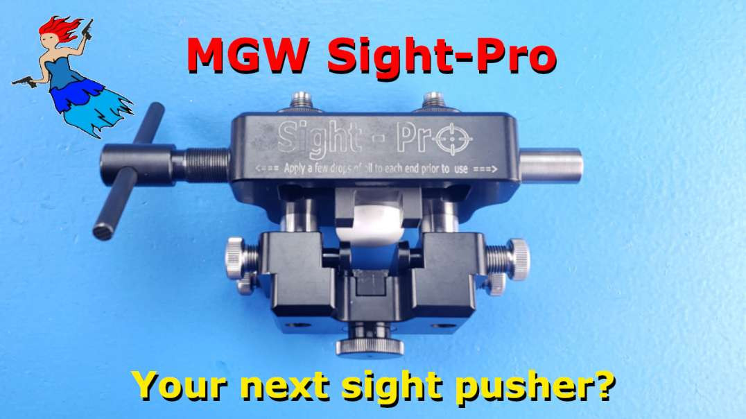 MGW Sight-Pro overview