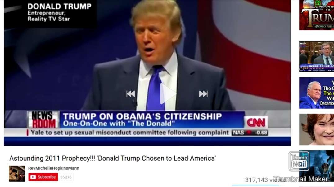 Politics and Prophecy_ Donald Trump - Saviour_ or Antichris