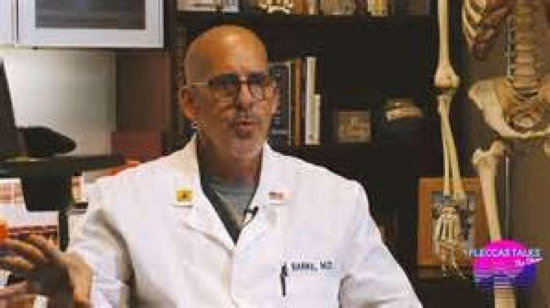 Orange County Dr. Jeff Barke Breaks His Silence on COVID
