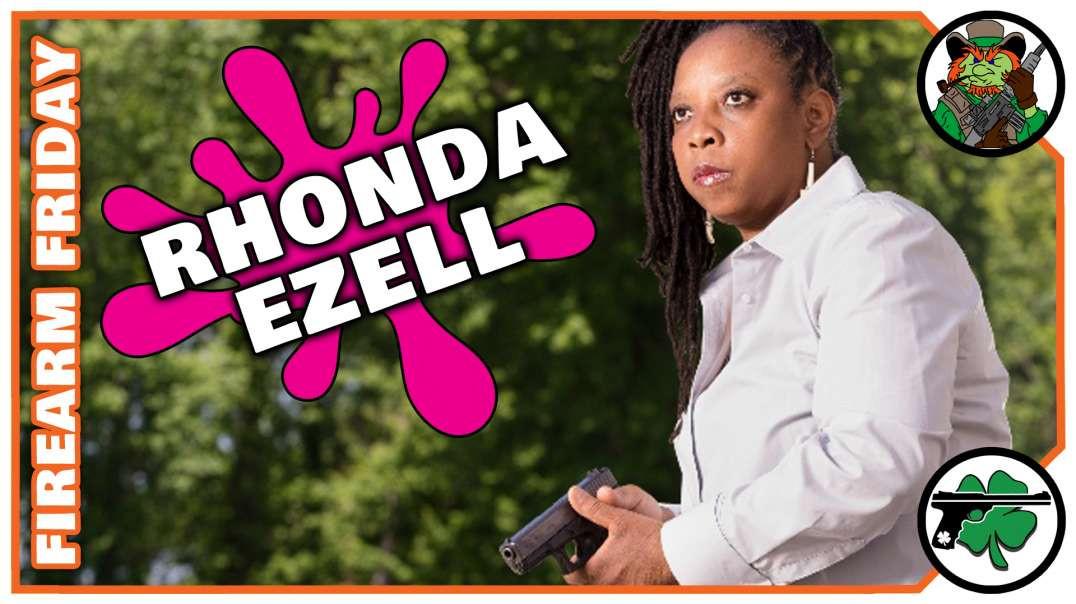 Rhonda Ezell Of Chicago Guns Matter & The DC Project On Firearm Friday