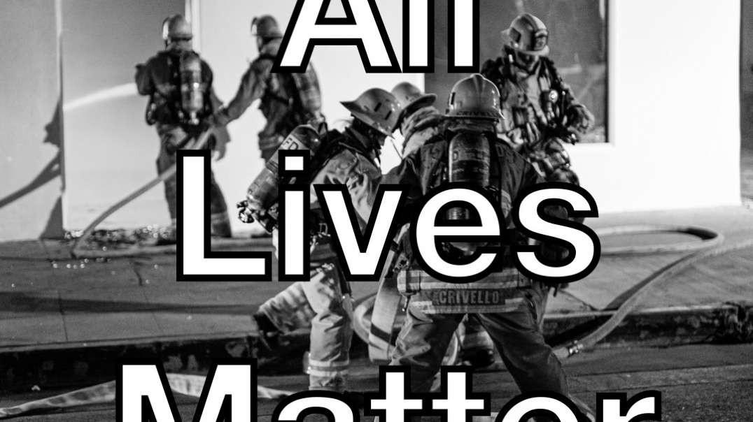 All Lives Matter! The Primitive Mindset Vs. A Moral Mindset