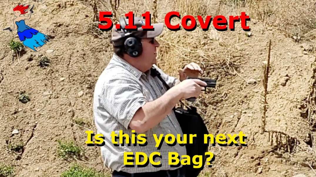 5.11 Covrt (Covert) Backpack - EDC Pack