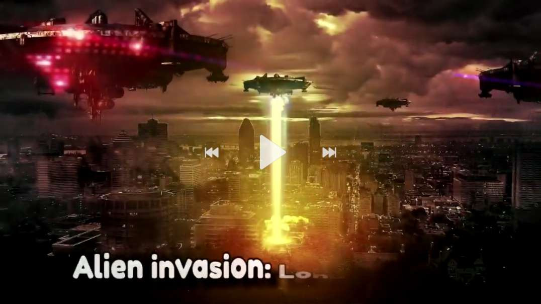 The Coming Alien Invasion! - Independence Day