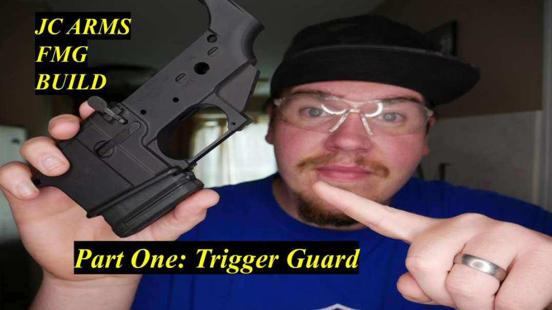 Fixed Mag AR15 Trigger Gaurd Gunstreamer.mov