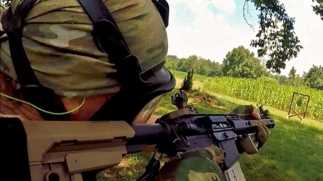 Gas Mask Carbine, Scott Promask FM3